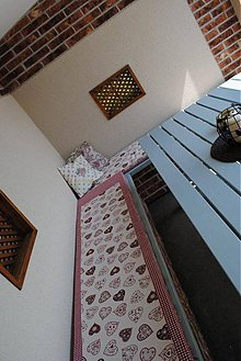 Úžitkový textil - Sedáky šité na objednávku do altánku :) - 4102535_