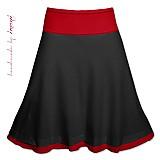 Sukne - Dámska sukňa A strih voliteľná dĺžka rôzne farby - 4102917_