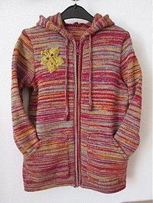 Detské oblečenie - Barevný dětský svetřík - 4107530_