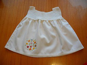 Detské oblečenie - Ninka - detské šatôčky - 4109687_