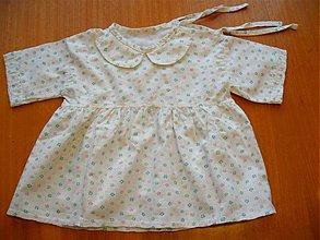 Detské oblečenie - Faninka - detske šatôčky - 4109709_
