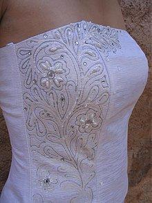 Šaty - svadobné šaty - 4111309_