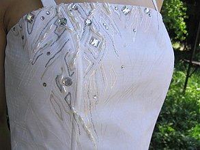 Šaty - svadobné šaty - 4111378_