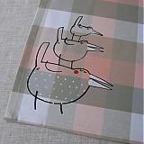 Úžitkový textil - PYRAMIDÁLNÍ - napron 70x70 cm - 4119844_