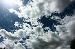 Fotografie - Vysoko v oblakoch - 4117710_