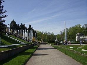 Fotografie - Petergofské fontány - 4122338_