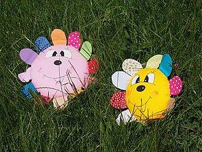 Textil - Veselé slniečko - 4120384_