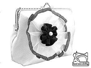 Kabelky - Svadobná kabelka, kabelka pre nevestu 05751A - 4127813_