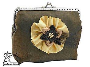Kabelky - Spoločenská kabelka ,  taštička 1395A - 4128875_