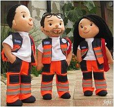 Bábiky - Záchranár - 4127152_