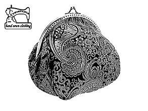 Taštičky - Kabelka spoločenská , dámská kabelka 08202 - 4131697_