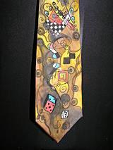 Doplnky - kravatka hellow yellow - 4133412_