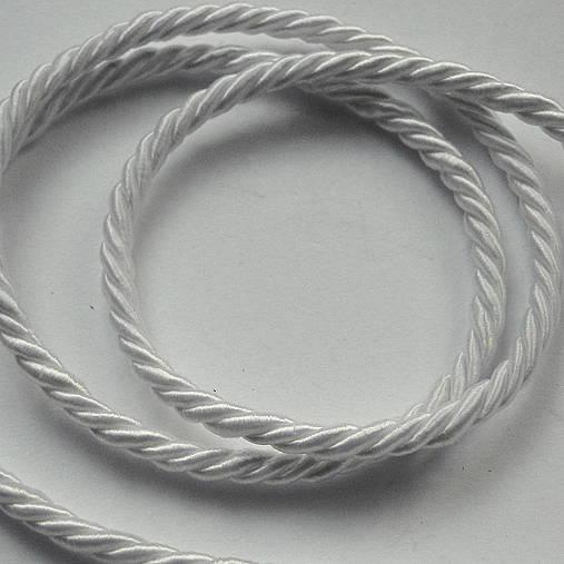 Šnúra točená 3,5mm-1m