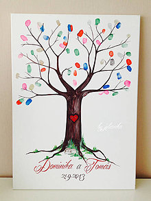 Papiernictvo - Wedding tree - 4131900_