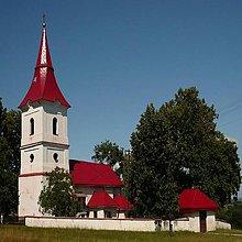 Fotografie - Kostol v Príbelciach - 4136209_