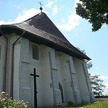 Fotografie - Kostol v Starej Haliči - 4136224_