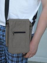 Tašky - Pánska taška - crossbody - 4138674_