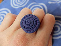 Prstene - Prsteň špirálkový - 4145911_