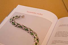 Návody a literatúra - Kniha - Kroužkované šperky SLEVA (z 15,5 EUR) - 4143761_