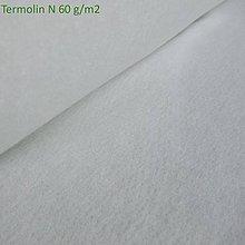 Textil - Termolin N s atestom-vatelín 60g/m2 - 4143676_