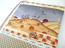 Papiernictvo - Na chaloupce v horách-obal na knihu, diář,zápisník - 4145608_