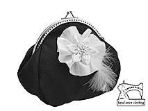 Dámska kabelka , spoločenská kabelka   08901