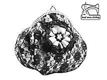 Kabelky - Spoločenská kabelka, kabelka plesová 06101 - 4149110_