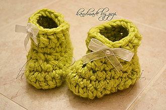 Topánočky - papučky - 4149703_