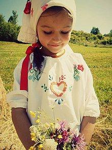 Detské oblečenie - dievčatko Oravča, bolos mi frajerča - 4146769_