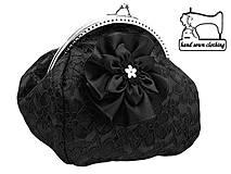 Taštičky - Spoločenská kabelka, kabelka dámská   08101 - 4153277_