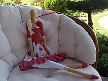 Bábiky - Červená - 4150537_