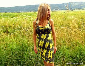 Šaty - Sadaj slnko, sadaj - 4151416_