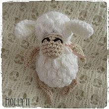 Hračky - ... ovečka Molly II ... - 4151895_
