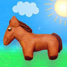 Hračky - Koník - kôň, poník - pôň NA ZÁKAZKU - 4151312_