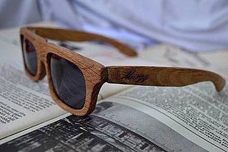 Iné doplnky - Rectangle - Drevené okuliare - 4160030_