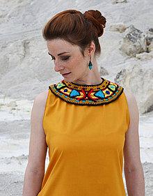 Šaty - Ethnique chic - 4160984_