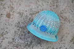 Detské čiapky - klobúčik - 4161502_