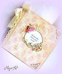 """Papiernictvo - Svadobný album """"O našej láske aj vrabce štebocú...II."""" - 4164746_"""