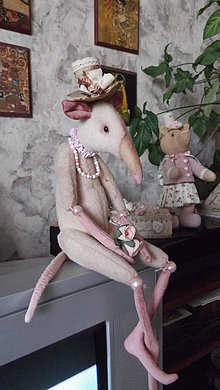 Bábiky - krysík - 4163595_