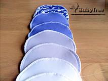 Drobnosti - BabyTree Mama - sada 4 páry (farba na želanie) - 4169107_
