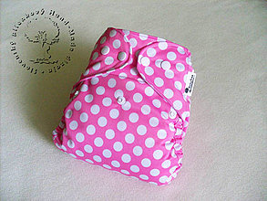 Detské doplnky - Vrchné PUL plienkové nohavičky