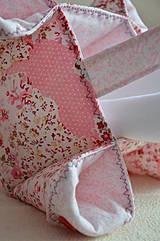 Úžitkový textil - Taštička na všeličo - 4171541_