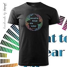 Tričká - Pánske tričko john VOICE - 4170322_