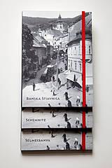 Papiernictvo - Zápisník Banská Štiavnica - Ulica - 4174582_