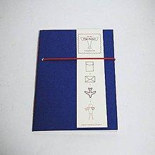 Papiernictvo - Zošit Par Avion- veľký - 4175213_