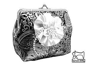 Kabelky - Spoločenská kabelka do ruky , taštička 06451 - 4178393_