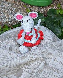 Drobnosti - ...myška Lola.... - 4182171_