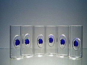 Nádoby - Dárkové balení 6 ks skleniček na alkohol - 4184856_