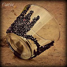 Svietidlá a sviečky - Dark night - 4184556_