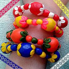 Náramky - Krajkové/kvetové náramky NA ZÁKAZKU - 4182884_